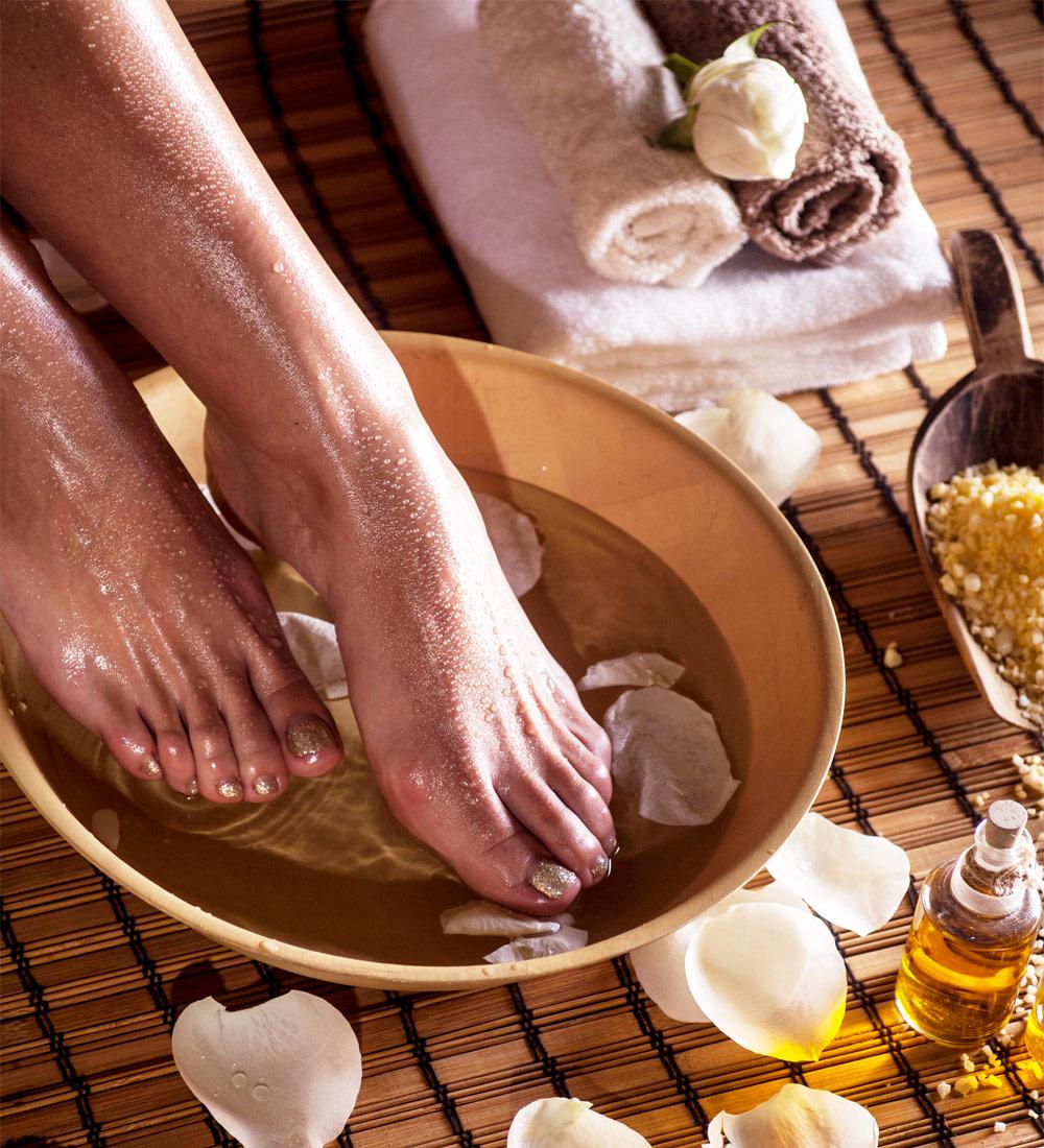 Foot Treatments - Estelle Nail Spa